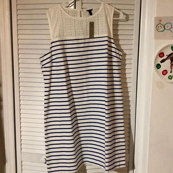 J. Crew Dresses & Skirts - Seriously adorable NWT J. Crew shift dress XL